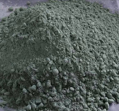 Electric furnace bottom ramming material