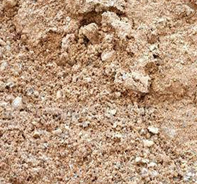 Synthetic sand